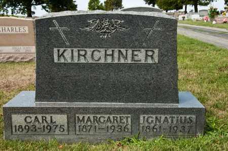 KIRCHNER, IGNATIUS - Richland County, Ohio | IGNATIUS KIRCHNER - Ohio Gravestone Photos