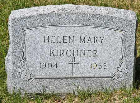 KIRCHNER, HELEN MARY - Richland County, Ohio   HELEN MARY KIRCHNER - Ohio Gravestone Photos