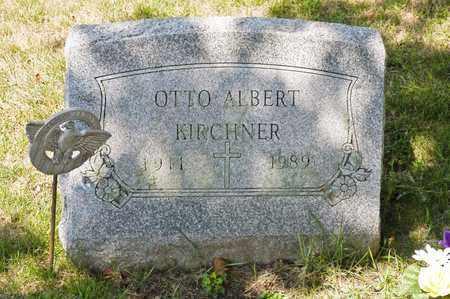 KIRCHNER, OTTO ALBERT - Richland County, Ohio | OTTO ALBERT KIRCHNER - Ohio Gravestone Photos