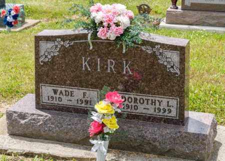 KIRK, DOROTHY L - Richland County, Ohio | DOROTHY L KIRK - Ohio Gravestone Photos