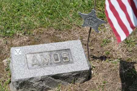 KIRKWOOD, AMOS - Richland County, Ohio | AMOS KIRKWOOD - Ohio Gravestone Photos