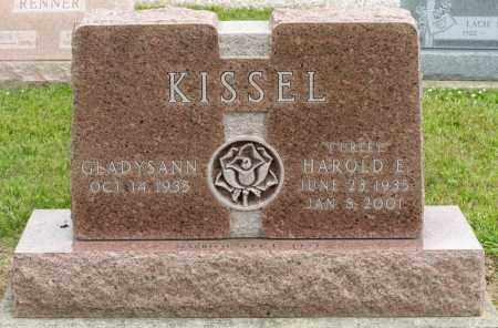 KISSEL, HAROLD E - Richland County, Ohio | HAROLD E KISSEL - Ohio Gravestone Photos