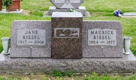 KISSEL, JANE - Richland County, Ohio | JANE KISSEL - Ohio Gravestone Photos