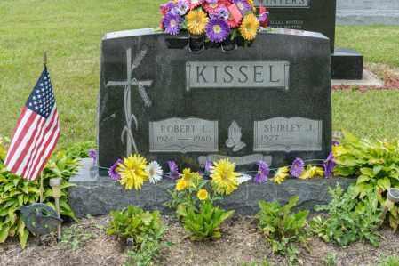 KISSEL, ROBERT L - Richland County, Ohio | ROBERT L KISSEL - Ohio Gravestone Photos