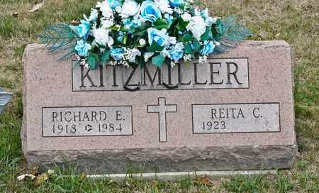 KITZMILLER, RICHARD E - Richland County, Ohio   RICHARD E KITZMILLER - Ohio Gravestone Photos