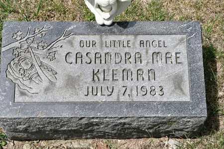 KLEMAN, CASANDRA MAE - Richland County, Ohio   CASANDRA MAE KLEMAN - Ohio Gravestone Photos