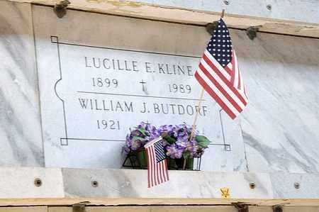 BUTDORF, WILLIAM J - Richland County, Ohio | WILLIAM J BUTDORF - Ohio Gravestone Photos