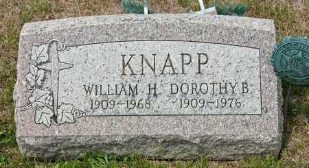 KNAPP, DOROTHY B - Richland County, Ohio | DOROTHY B KNAPP - Ohio Gravestone Photos