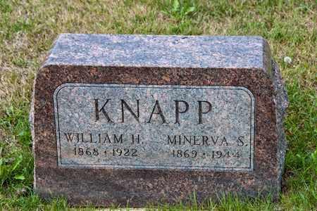 KNAPP, WILLIAM H - Richland County, Ohio | WILLIAM H KNAPP - Ohio Gravestone Photos