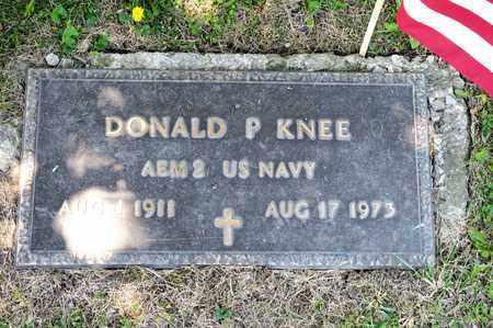 KNEE, DONALD P - Richland County, Ohio | DONALD P KNEE - Ohio Gravestone Photos
