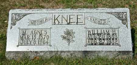 KNEE, M AGNES - Richland County, Ohio   M AGNES KNEE - Ohio Gravestone Photos