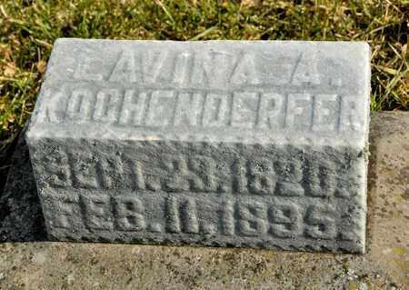 KOCHENDERFER, LAVINA A - Richland County, Ohio   LAVINA A KOCHENDERFER - Ohio Gravestone Photos