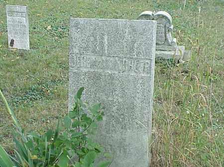 KOHLER, JEREMIAH - Richland County, Ohio | JEREMIAH KOHLER - Ohio Gravestone Photos