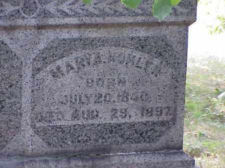 KOHLER, MARY A. - Richland County, Ohio | MARY A. KOHLER - Ohio Gravestone Photos