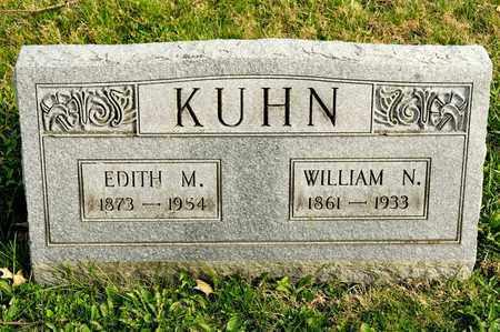 KUHN, WILLIAM N - Richland County, Ohio | WILLIAM N KUHN - Ohio Gravestone Photos