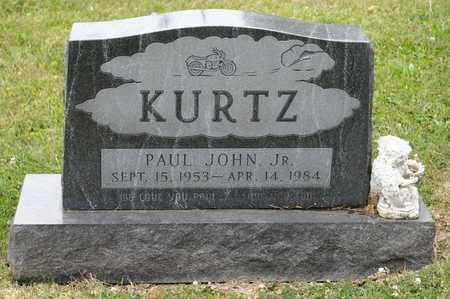 KURTZ JR, PAUL JOHN - Richland County, Ohio | PAUL JOHN KURTZ JR - Ohio Gravestone Photos