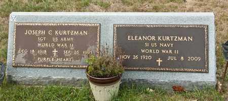 KURTZMAN, JOSEPH C - Richland County, Ohio | JOSEPH C KURTZMAN - Ohio Gravestone Photos