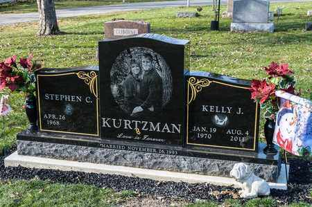 KURTZMAN, KELLY J - Richland County, Ohio | KELLY J KURTZMAN - Ohio Gravestone Photos