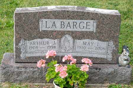 LABARGE, MAY L - Richland County, Ohio | MAY L LABARGE - Ohio Gravestone Photos