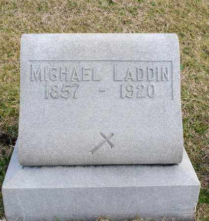 LADDIN, MICHAEL - Richland County, Ohio | MICHAEL LADDIN - Ohio Gravestone Photos