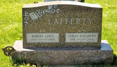 LAFFERTY, ROBERT LEWIS - Richland County, Ohio | ROBERT LEWIS LAFFERTY - Ohio Gravestone Photos