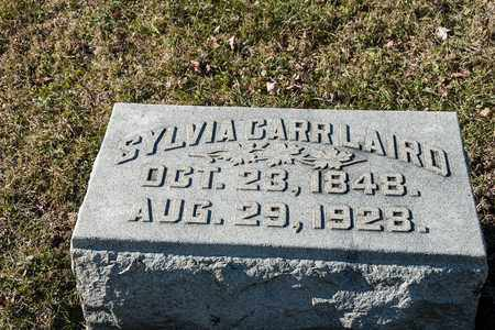 CARR LAIRD, SYLVIA - Richland County, Ohio | SYLVIA CARR LAIRD - Ohio Gravestone Photos