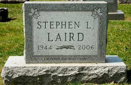LAIRD, STEPHEN L - Richland County, Ohio | STEPHEN L LAIRD - Ohio Gravestone Photos