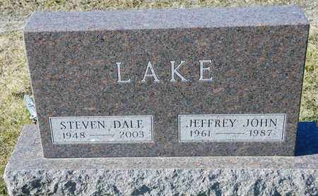 LAKE, JEFFREY JOHN - Richland County, Ohio | JEFFREY JOHN LAKE - Ohio Gravestone Photos