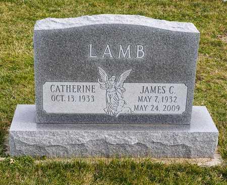 LAMB, JAMES C - Richland County, Ohio | JAMES C LAMB - Ohio Gravestone Photos
