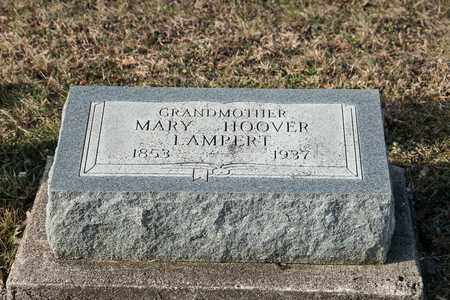 HOOVER LAMPERT, MARY - Richland County, Ohio | MARY HOOVER LAMPERT - Ohio Gravestone Photos