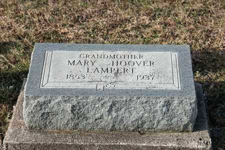 LAMPERT, MARY - Richland County, Ohio | MARY LAMPERT - Ohio Gravestone Photos