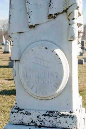 LANDIS, JACOB - Richland County, Ohio   JACOB LANDIS - Ohio Gravestone Photos