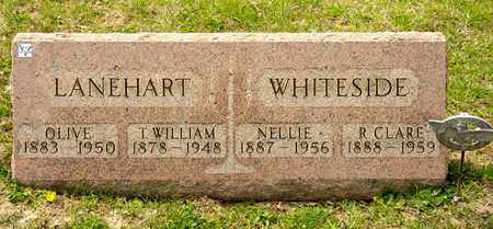 LANEHART, T WILLIAM - Richland County, Ohio | T WILLIAM LANEHART - Ohio Gravestone Photos
