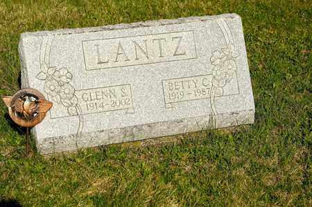 LANTZ, GLENN S - Richland County, Ohio | GLENN S LANTZ - Ohio Gravestone Photos