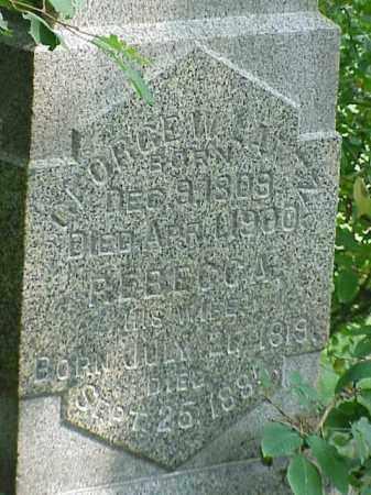 LANTZ, GEORGE W. - Richland County, Ohio | GEORGE W. LANTZ - Ohio Gravestone Photos