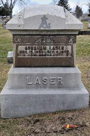 LASER, PRISCILLA - Richland County, Ohio | PRISCILLA LASER - Ohio Gravestone Photos