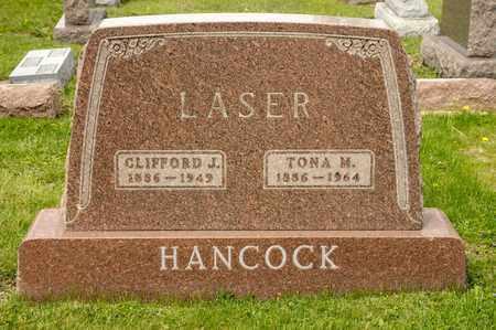 LASER, TONA M - Richland County, Ohio | TONA M LASER - Ohio Gravestone Photos