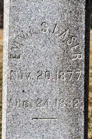 LASER, EMMA S - Richland County, Ohio   EMMA S LASER - Ohio Gravestone Photos