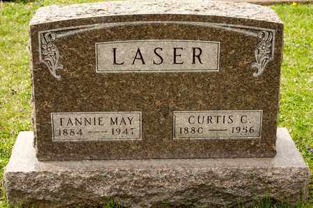 LASER, CURTIS C - Richland County, Ohio | CURTIS C LASER - Ohio Gravestone Photos