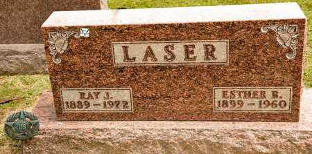 LASER, RAY J - Richland County, Ohio | RAY J LASER - Ohio Gravestone Photos