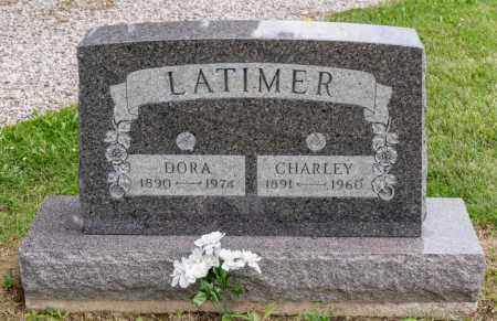 LATIMER, CHARLEY - Richland County, Ohio | CHARLEY LATIMER - Ohio Gravestone Photos