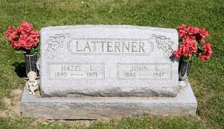 LATTERNER, JOHN S - Richland County, Ohio | JOHN S LATTERNER - Ohio Gravestone Photos