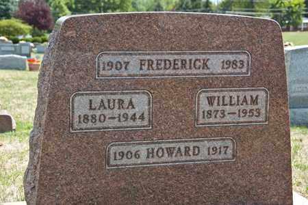 LAUBIE, FREDERICK - Richland County, Ohio | FREDERICK LAUBIE - Ohio Gravestone Photos