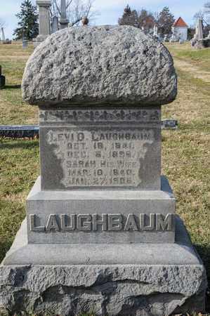 LAUGHBAUM, SARAH - Richland County, Ohio | SARAH LAUGHBAUM - Ohio Gravestone Photos
