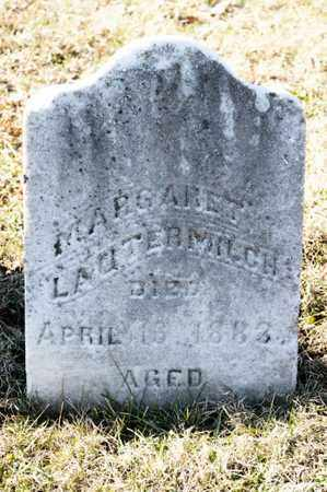 LAUTERMILCH, MARGARET - Richland County, Ohio | MARGARET LAUTERMILCH - Ohio Gravestone Photos