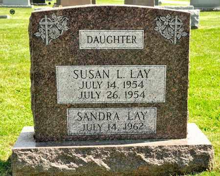 LAY, SANDRA - Richland County, Ohio | SANDRA LAY - Ohio Gravestone Photos