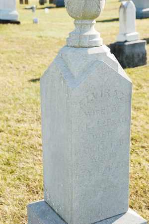 LEBEAU, ELVIRA - Richland County, Ohio   ELVIRA LEBEAU - Ohio Gravestone Photos