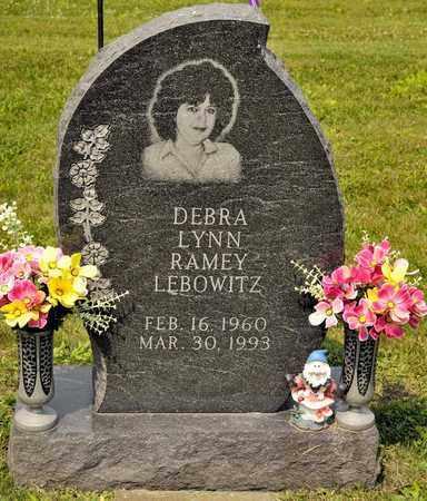 LEBOWITZ, DEBRA LYNN - Richland County, Ohio | DEBRA LYNN LEBOWITZ - Ohio Gravestone Photos