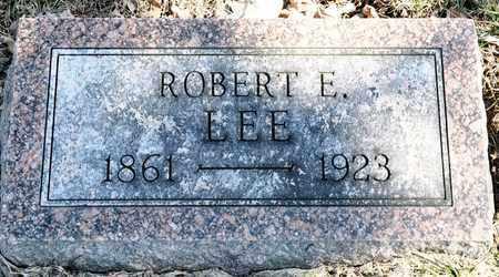 LEE, ROBERT E - Richland County, Ohio   ROBERT E LEE - Ohio Gravestone Photos