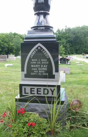LEEDY, JAMES BRYAN, SR. - Richland County, Ohio | JAMES BRYAN, SR. LEEDY - Ohio Gravestone Photos
